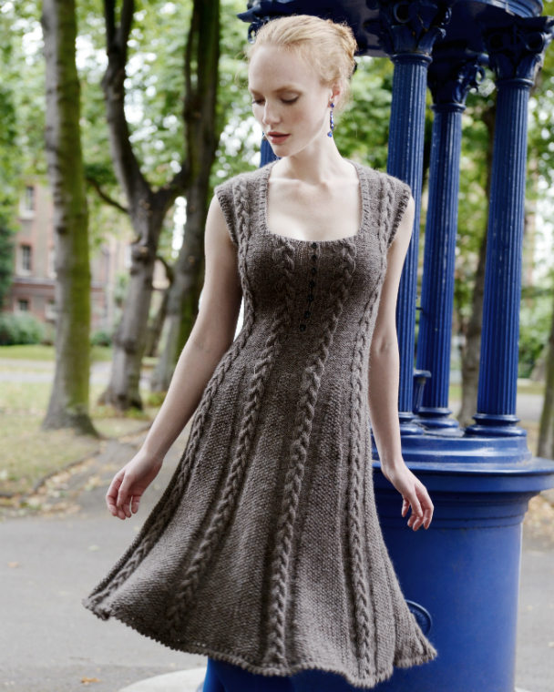 Icon-stunning-knitted-dress-knitting-kit