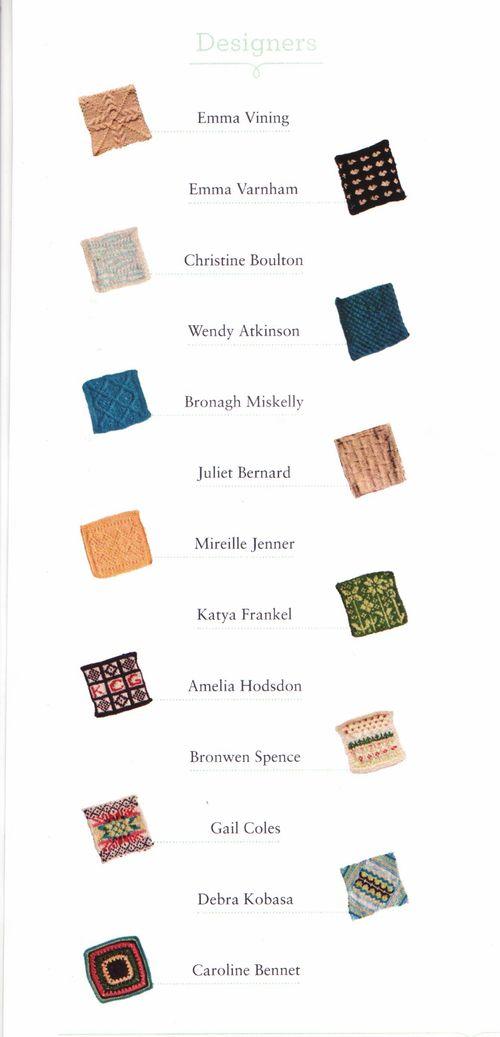 Blanket designers