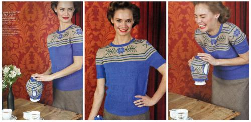 Tea collage 1
