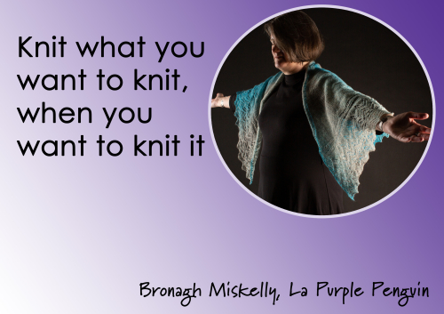 31 knit what you want